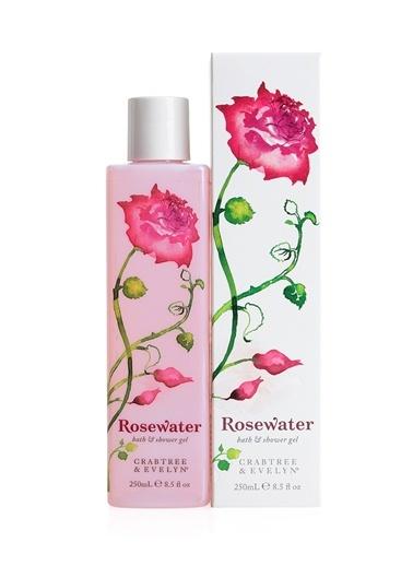 Rosewater Bth Shwr Gel 250 Ml 79515-Crabtree & Evelyn